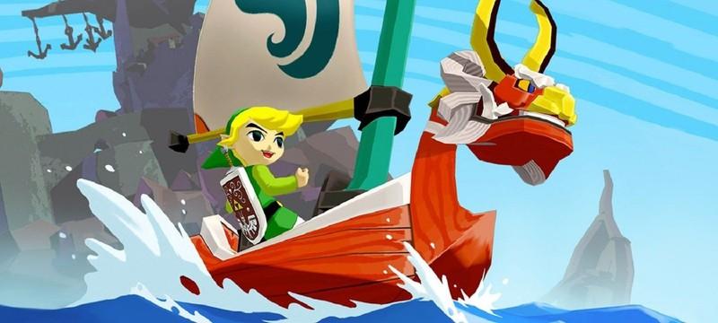 СМИ: В этом году на Switch перевыпустят The Legend of Zelda: The Wind Waker и Twilight Princess