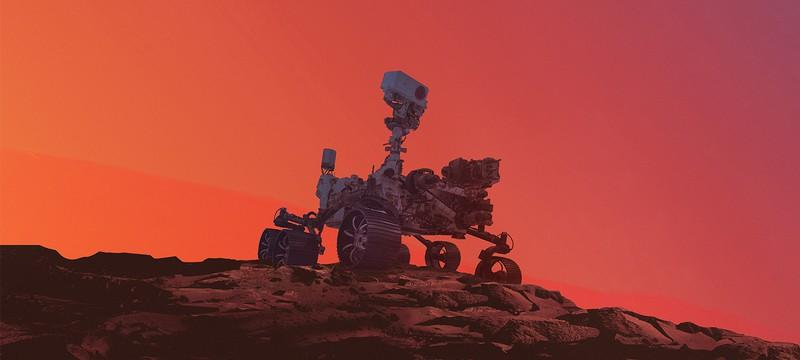 Прямой эфир NASA с посадки ровера Perseverance на Марс