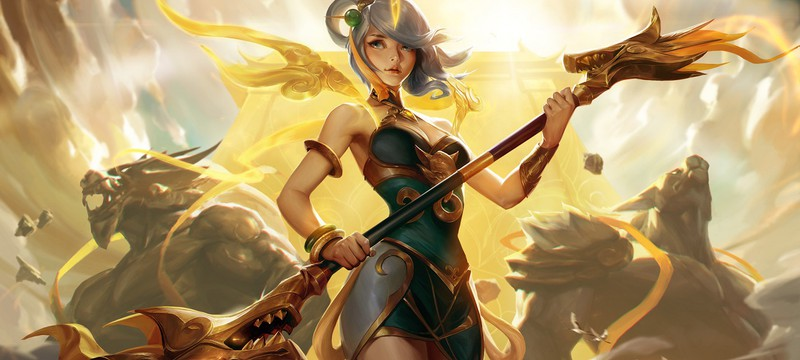 Война двух братьев в анимационном трейлере нового региона Legends of Runeterra
