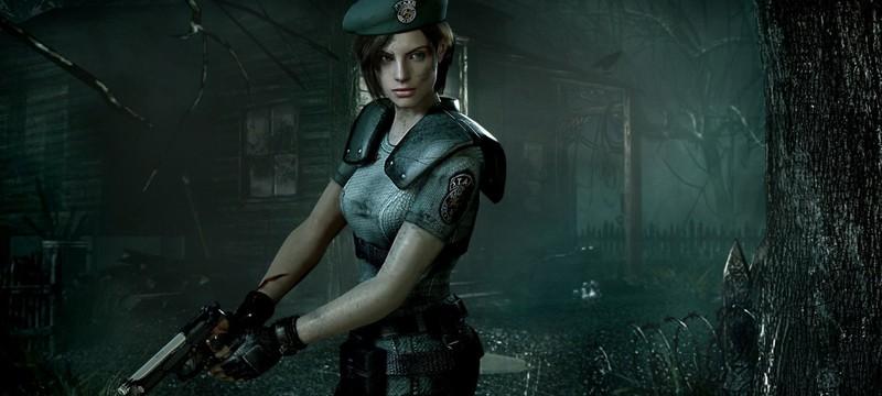 47 минут фанатского ремейка Resident Evil на движке четвертой части