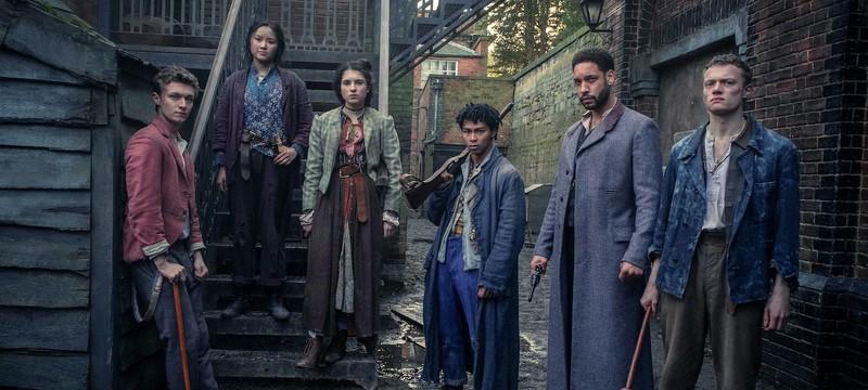 Netflix выпустит фильм о помощниках Шерлока Холмса