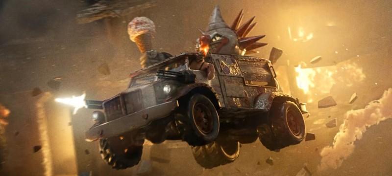 Sony работает над сериалом по мотивам Twisted Metal