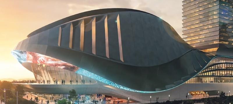 К 2025 году в Торонто построят футуристичную киберспортивную арену в виде космического корабля