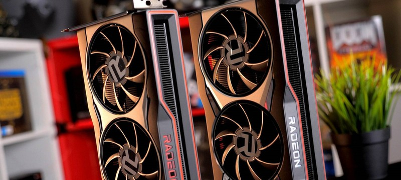 На следующей неделе AMD представит Radeon RX 6700 и 6700 XT