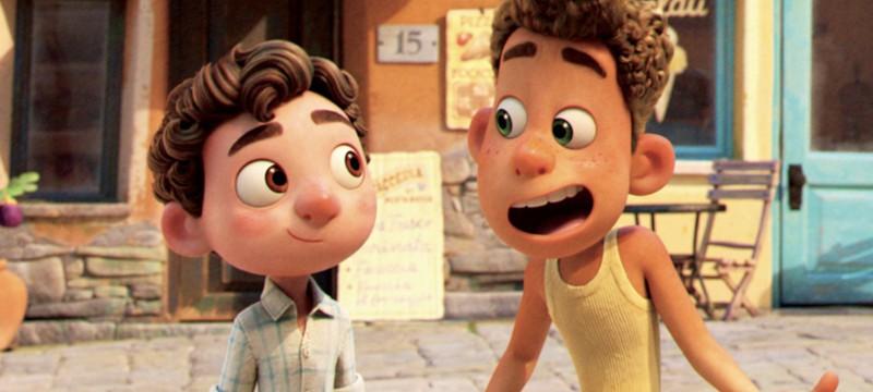 """Pixar показала первый тизер мультфильма """"Лука"""""""