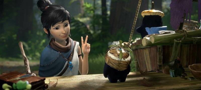 Предзаказ Kena: Bridge of Spirits на PC и в PS Store стоит 2849 рублей