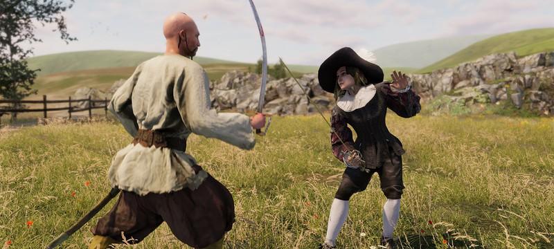 Hellish Quart — самая подлинная игра про битвы на мечах за последние годы