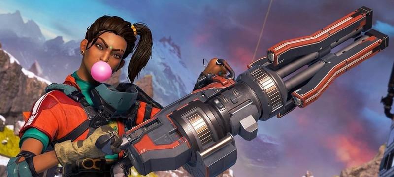 Apex Legends поставила новый рекорд по количеству игроков в Steam