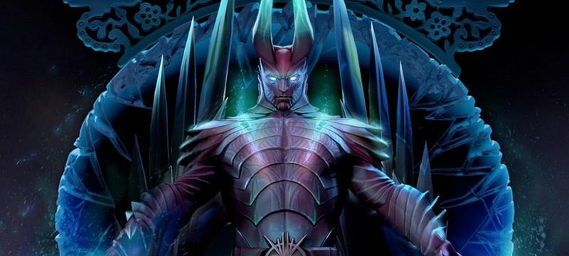 Поклонники Dota 2 нашли секретный тизер Dragon's Blood с Террорблейдом