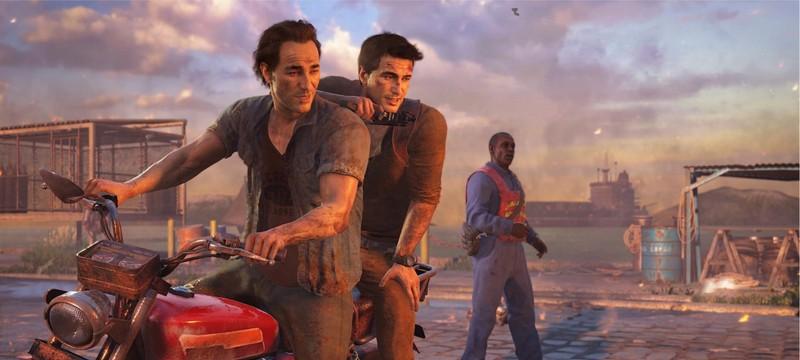 У Naughty Dog в разработке несколько проектов