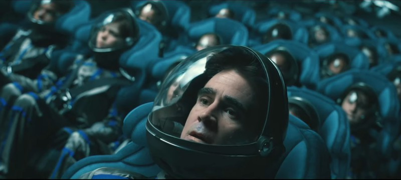 """Попытка спасти человечество в трейлере """"Поколение Вояджер"""" с Колином Фарреллом"""