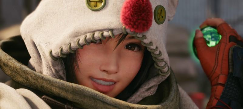 Продолжительность DLC с Юффи для Final Fantasy VII составит две главы