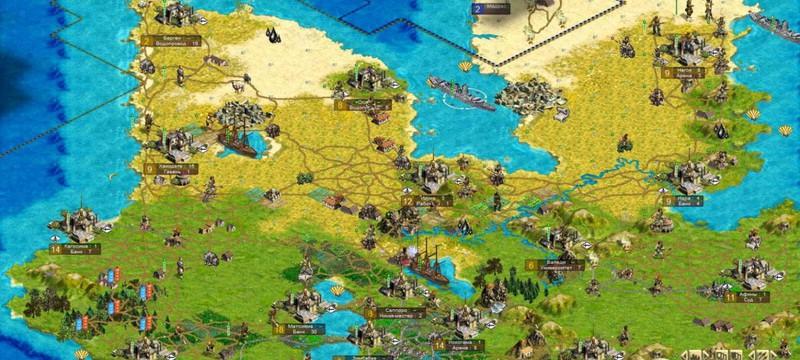 В GOG началась распродажа классических стратегий