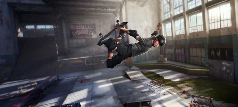 На Xbox доступна бесплатная пробная версия Tony Hawk's Pro Skater 1 + 2
