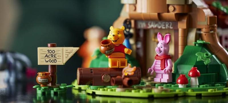 Этот шикарный набор LEGO с Винни-Пухом вернет вас в детство