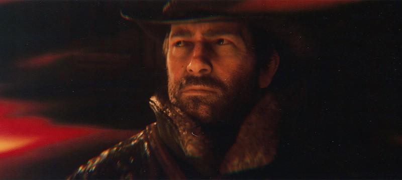 Баг Red Dead Redemption 2 превратил Артура в человека-невидимку