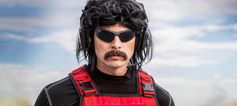 Актер озвучки Call of Duty считает, что  Dr Disrespect получил бан на Twitch за попытку накрутить контракт