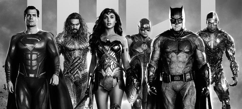 """Новые тизеры """"Лиги справедливости"""" Зака Снайдера с Суперменом, Акваменом и Бэтменом"""
