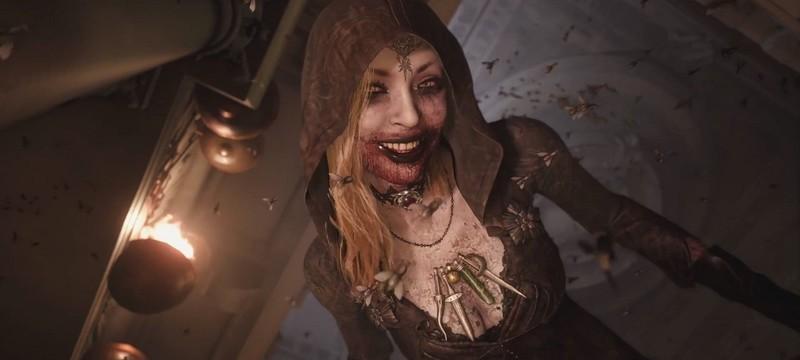 Resident Evil Village займет на PS5 чуть больше 27 ГБ