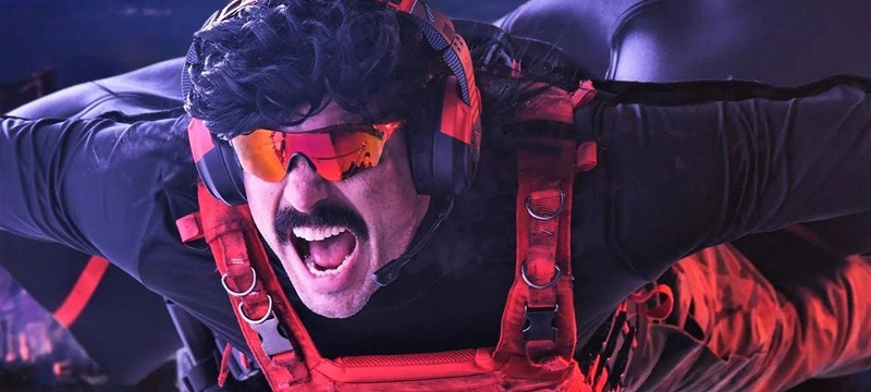 Dr Disrespect разрешили участвовать в турнирах по Call of Duty: Warzone