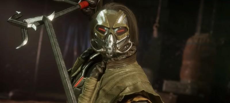 Первый взгляд на Кабала на новом постере Mortal Kombat