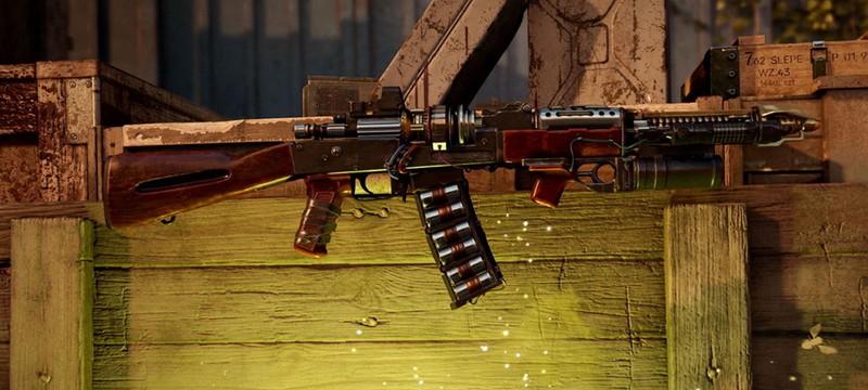 Фанат Call of Duty: Black Ops Cold War сделал макет игрового автомата Rai K-84