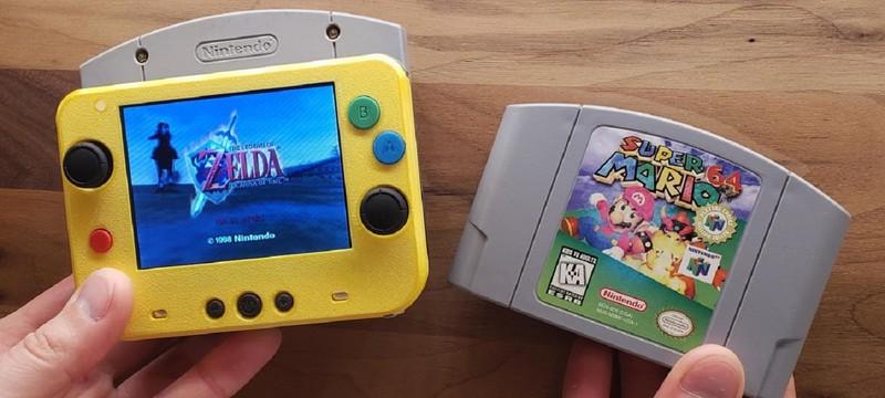 Взгляните на эту Nintendo 64, которую Книга рекордов Гиннеса назвала самой маленькой в мире