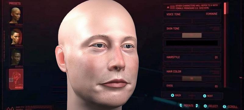 Илон Маск раскритиковал Cyberpunk 2077 за беспилотные автомобили