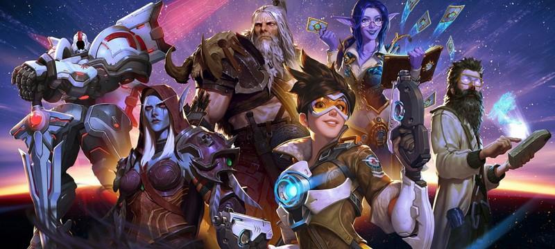 Blizzard набирает команду для создания нового AAA-проекта