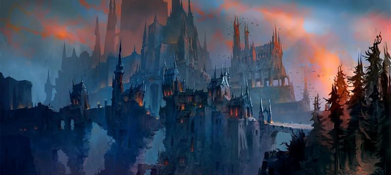 Игроки World of Warcraft нашли одного из последних маунтов Shadowlands — Боевого гаргона Жнеца Желания