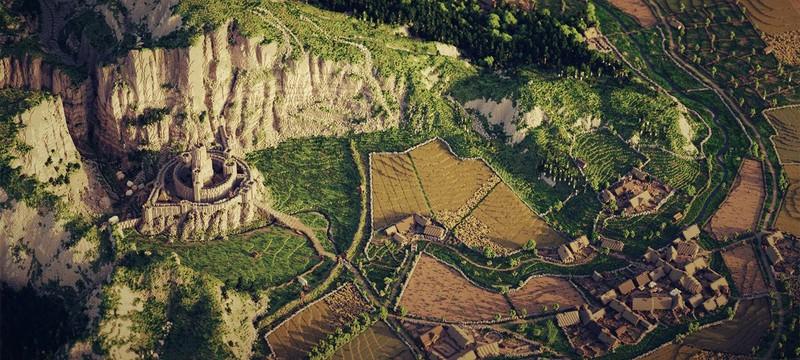 Строители Minecraft показали новый трейлер многолетнего проекта по воссозданию Средиземья