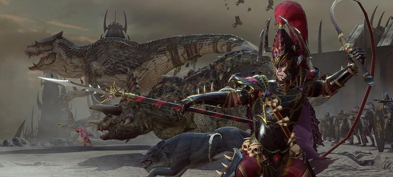 В Total War: Warhammer 2 бесплатно добавят повелителя зверей Ракарта