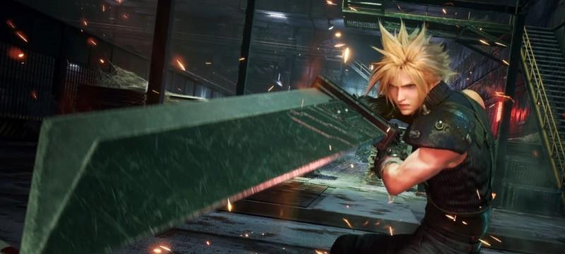 Ютубер купил экзоскелет, чтобы поднять меч Клауда из Final Fantasy VII