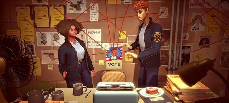 Детективный симулятор Murder Mystery Machine выйдет на PC и консолях
