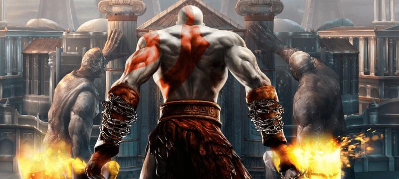 Кори Барлог о разработке God of War 2: Я понятия не имел о том, что делал