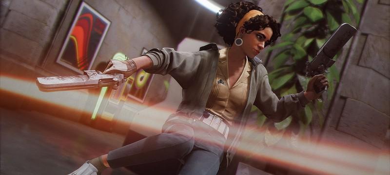 Пушки и способности в новом геймплее Deathloop