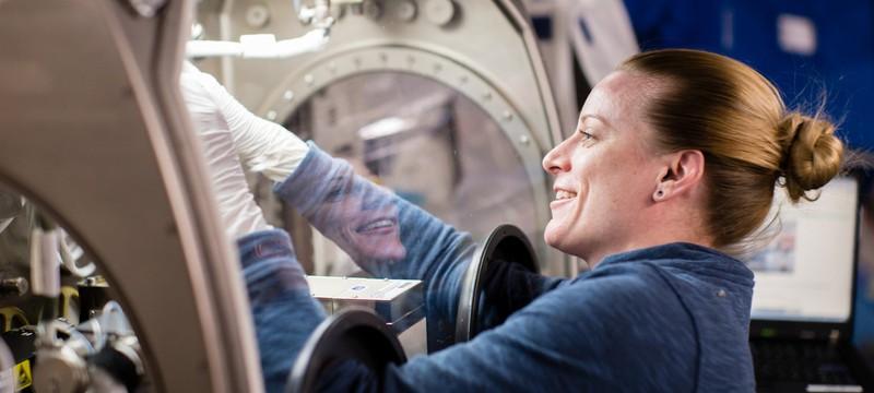 На поверхности МКС нашли живые бактерии из космоса