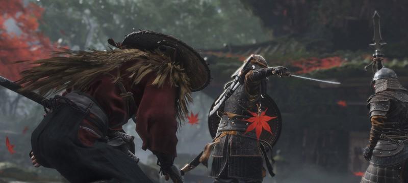 Разработчики Ghost of Tsushima: Боевая система —  самая сложная часть игры