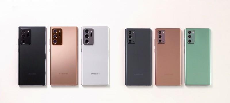 Samsung может отказаться от выпуска Galaxy Note 21 из-за дефицита на рынке полупроводников