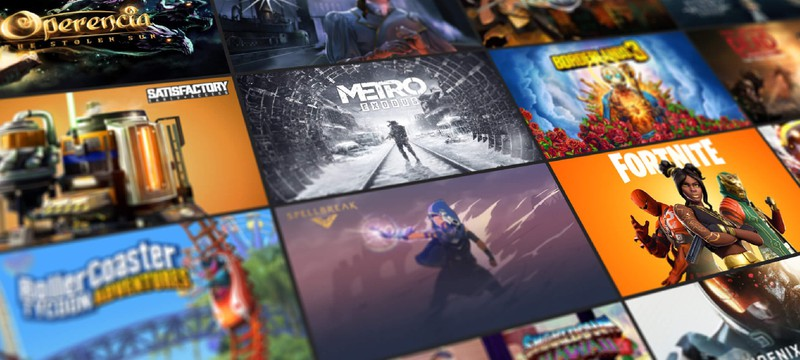 Система групп и карточки игроков — улучшение социальных функций Epic Games Store в этом году