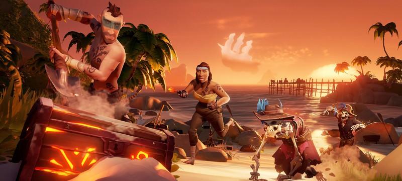 20 миллионов игроков и куча подарков — Sea of Thieves празднует третью годовщину