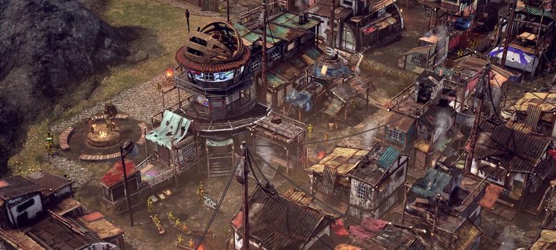 Состоялся релиз апокалиптичной градостроительной стратегии Endzone — A World Apart