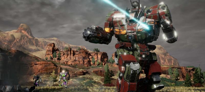 MechWarrior 5: Mercenaries и первое дополнение для игры выйдут в мае на Xbox и в Steam