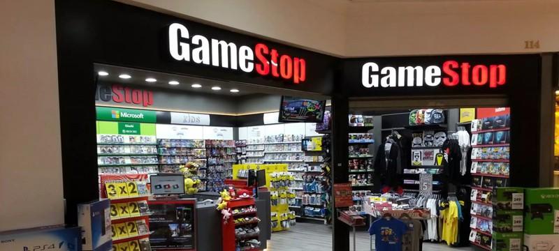 Считаем деньги GameStop: Падение продаж на 21%
