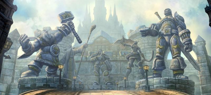 Энтузиаст представил локации World of Warcraft на Unreal Engine 4 с трассировкой лучей