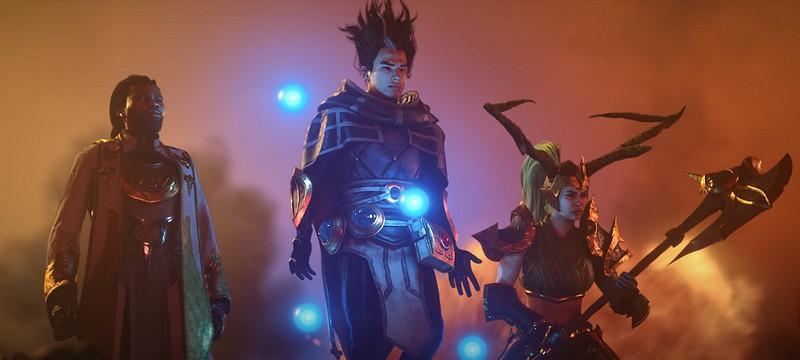 Два новых трейлера к запуску открытой беты Magic: Legends