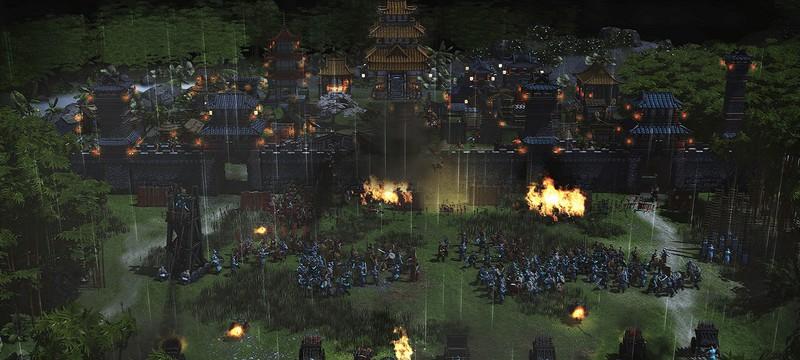 В Stronghold: Warlords добавят экстремальную сложность и новые карты