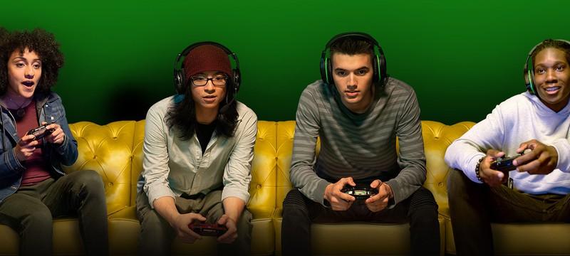 Условно-бесплатные игры и голосовые чаты на Xbox не будут требовать подписку Live Gold