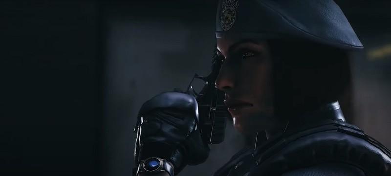 Rainbow Six Siege получила кроссовер с Resident Evil