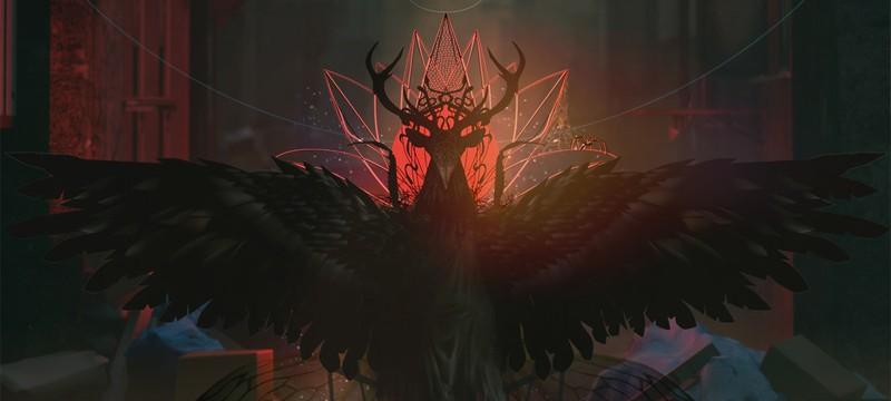 Арт новой игры от создателя Silent Hill